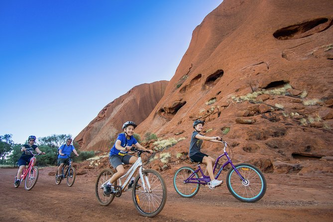 Outback Cycling Uluru Bike Ride - Tourism Adelaide