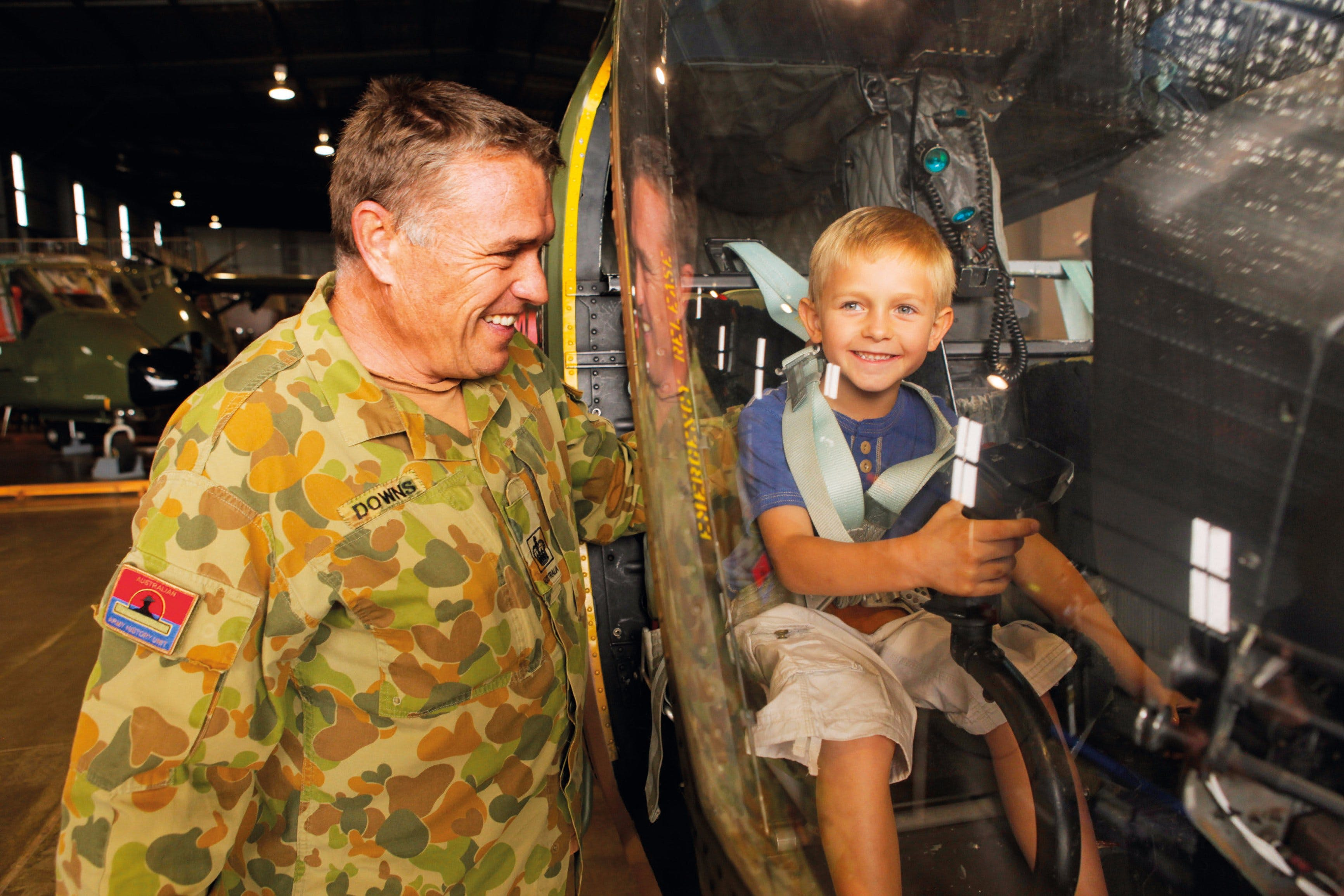 Australian Army Flying Museum - Tourism Adelaide