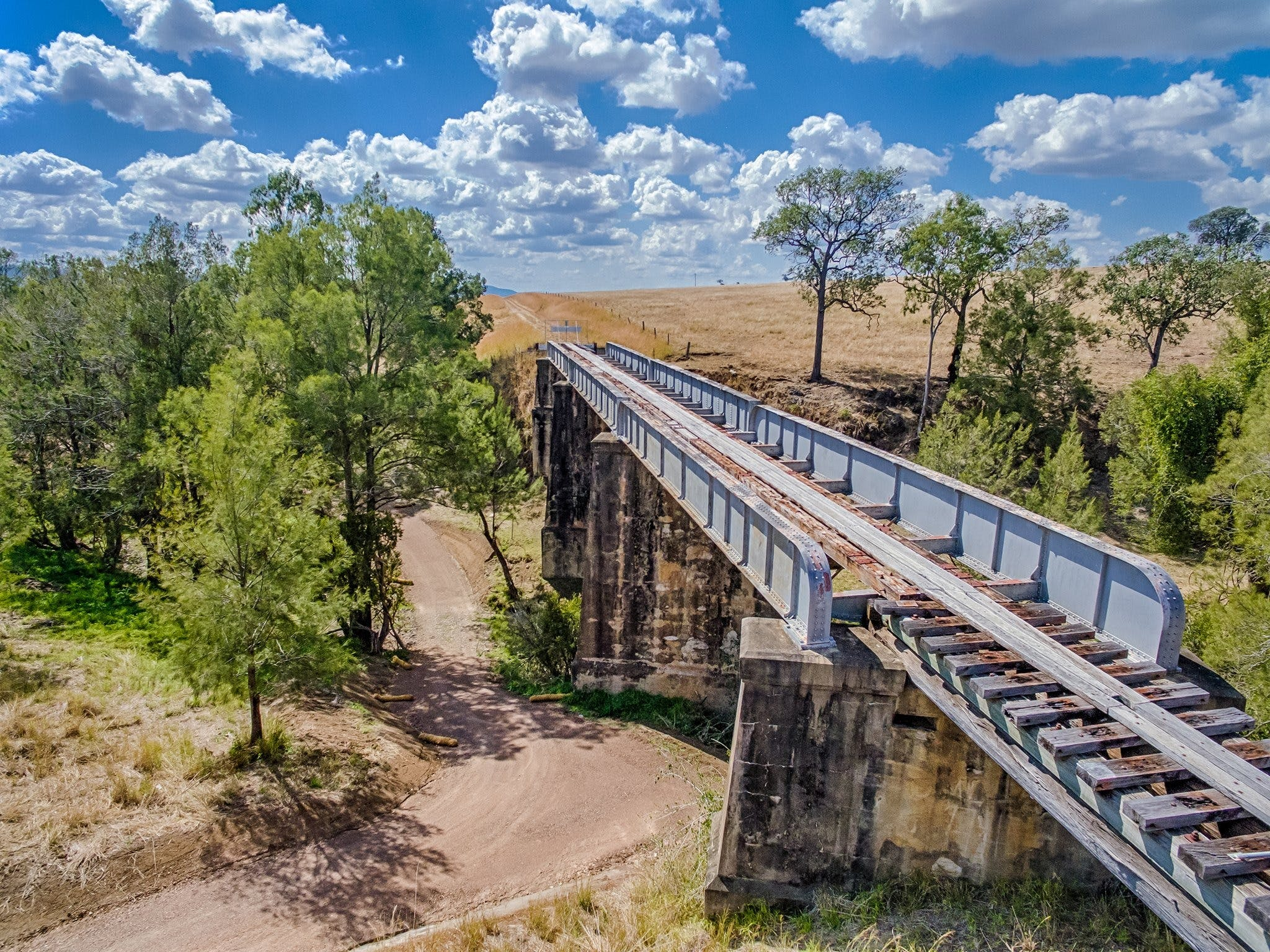 Kilkivan to Kingaroy Rail Trail - Tourism Adelaide