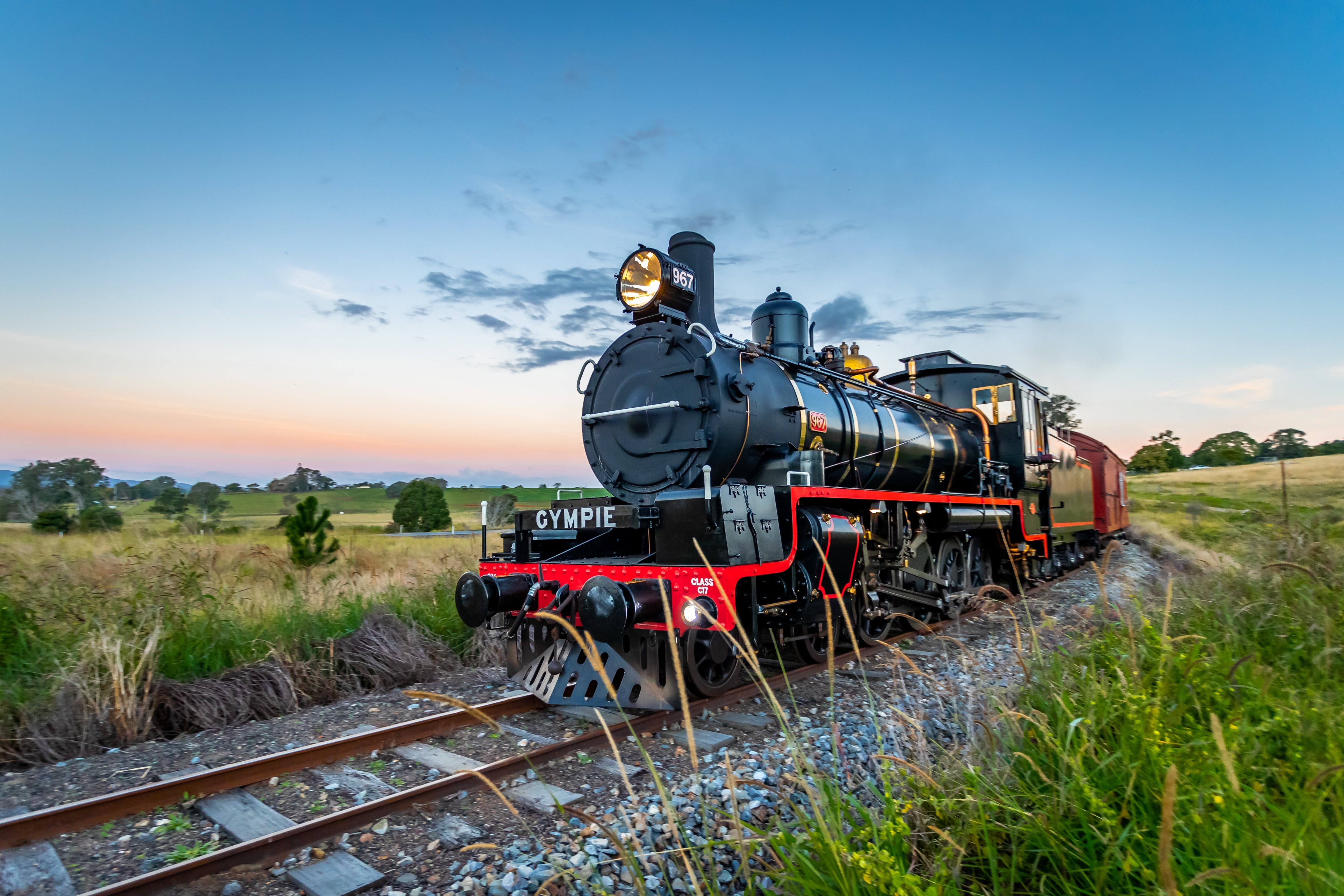 Mary Valley Rattler - Tourism Adelaide