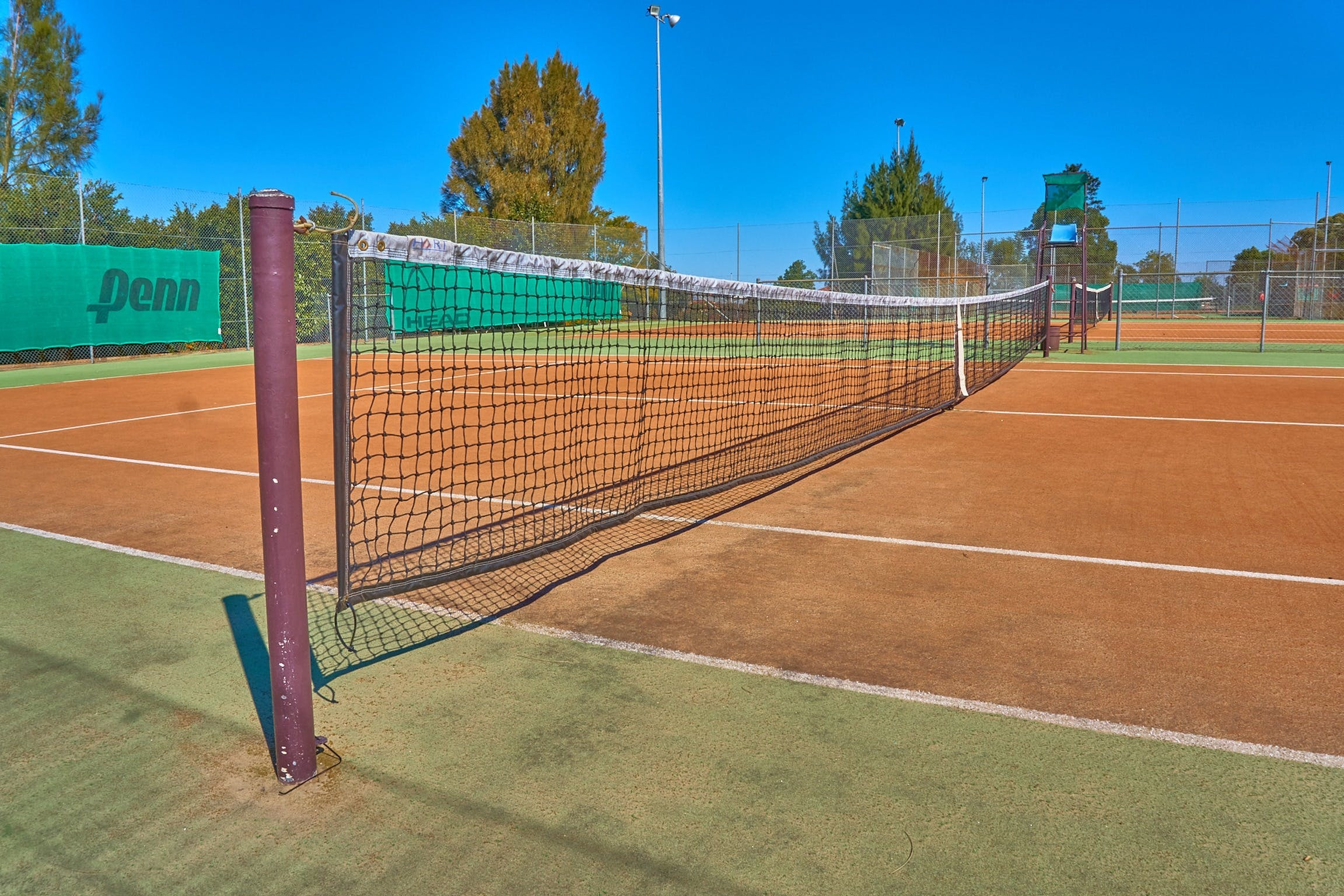 Raworth Tennis Centre - Tourism Adelaide