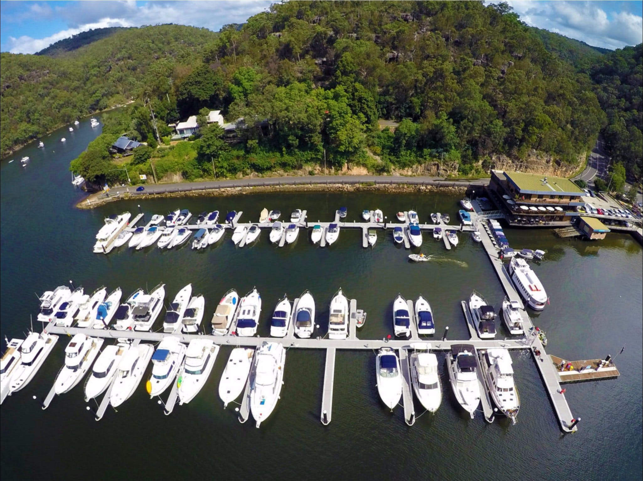 Berowra Waters Marina - Tourism Adelaide