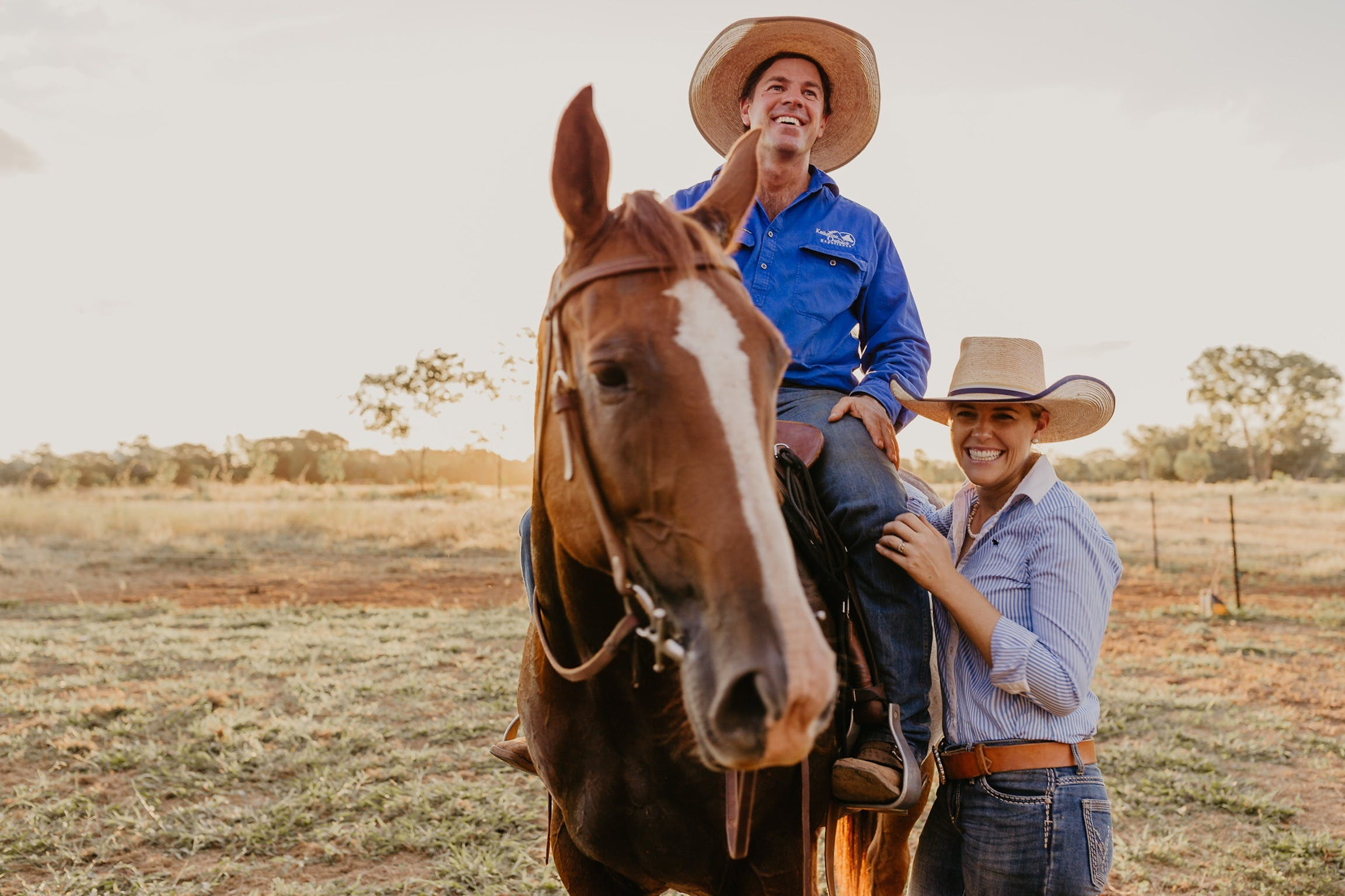Katherine Outback Experience - Horse Riding Experience - Tourism Adelaide