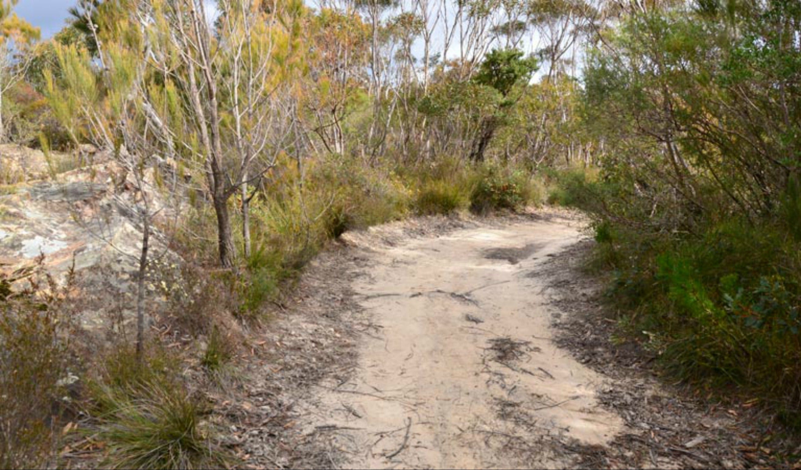 Red Rocks trig walking track - Tourism Adelaide