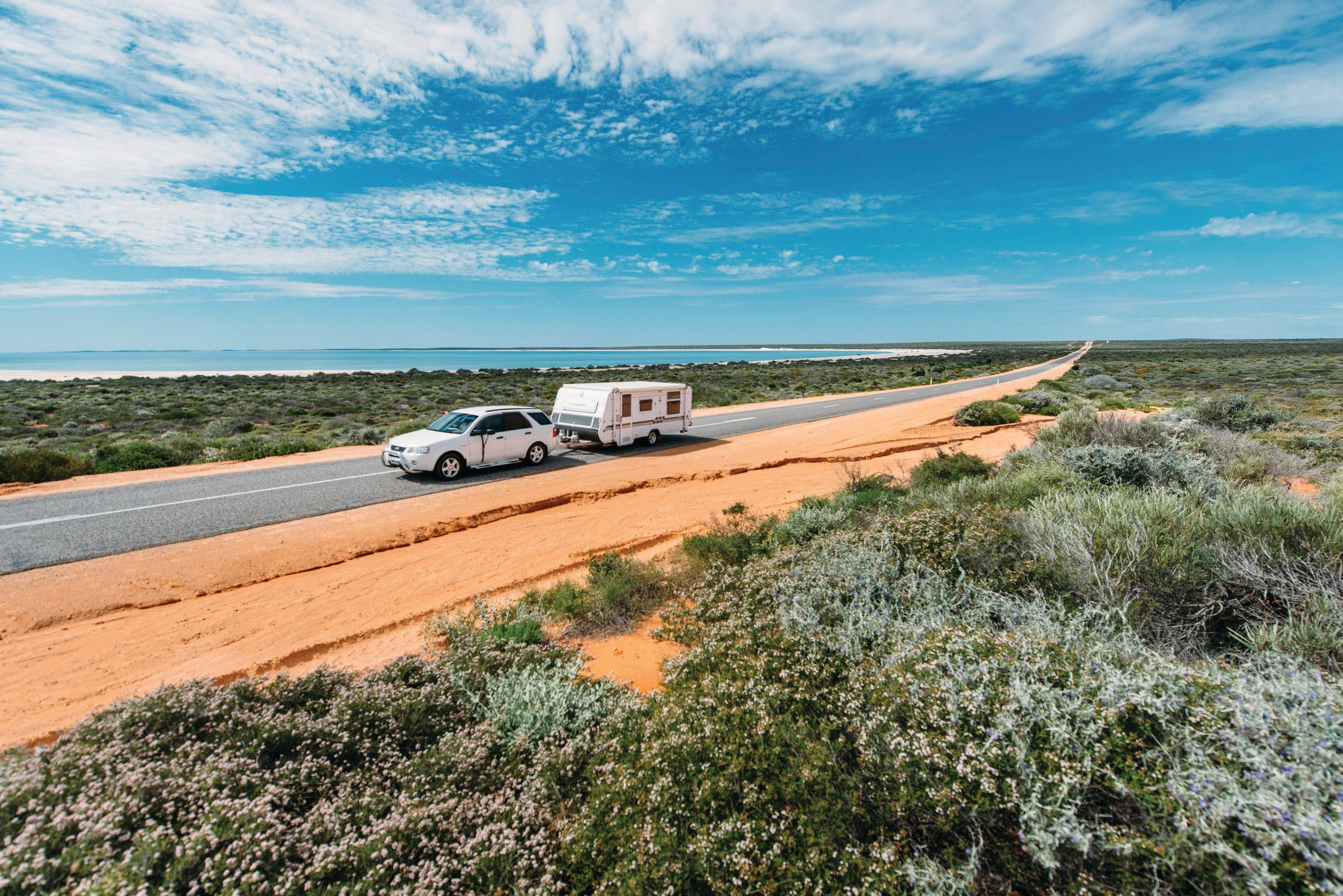 Shark Bay World Heritage Drive - Tourism Adelaide