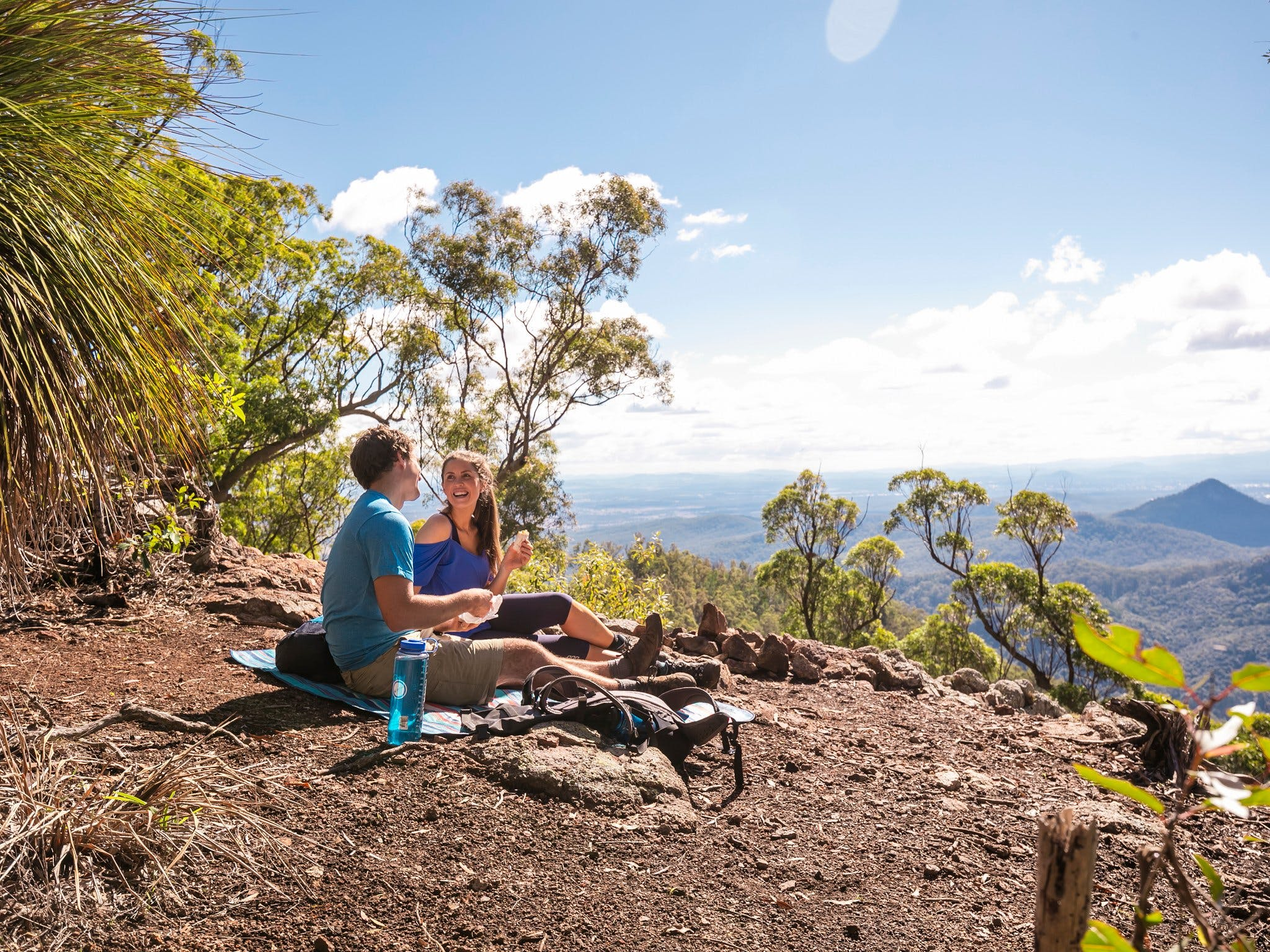 Goolman Lookout via Rocky Knoll Lookout Trail - Tourism Adelaide