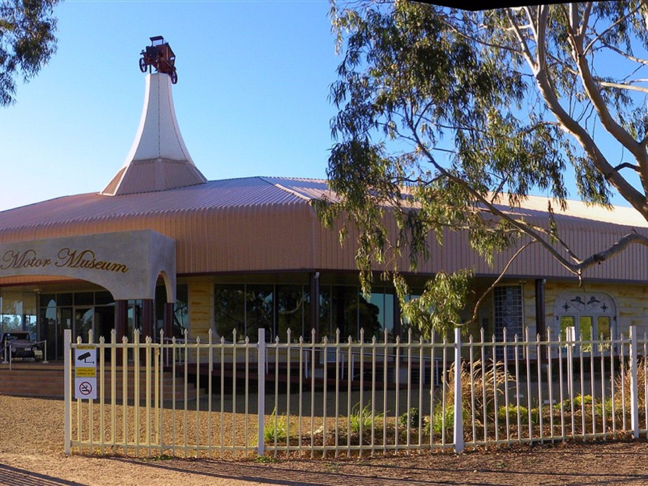 McFeeters Motor Museum and Visitor Information Centre - Tourism Adelaide