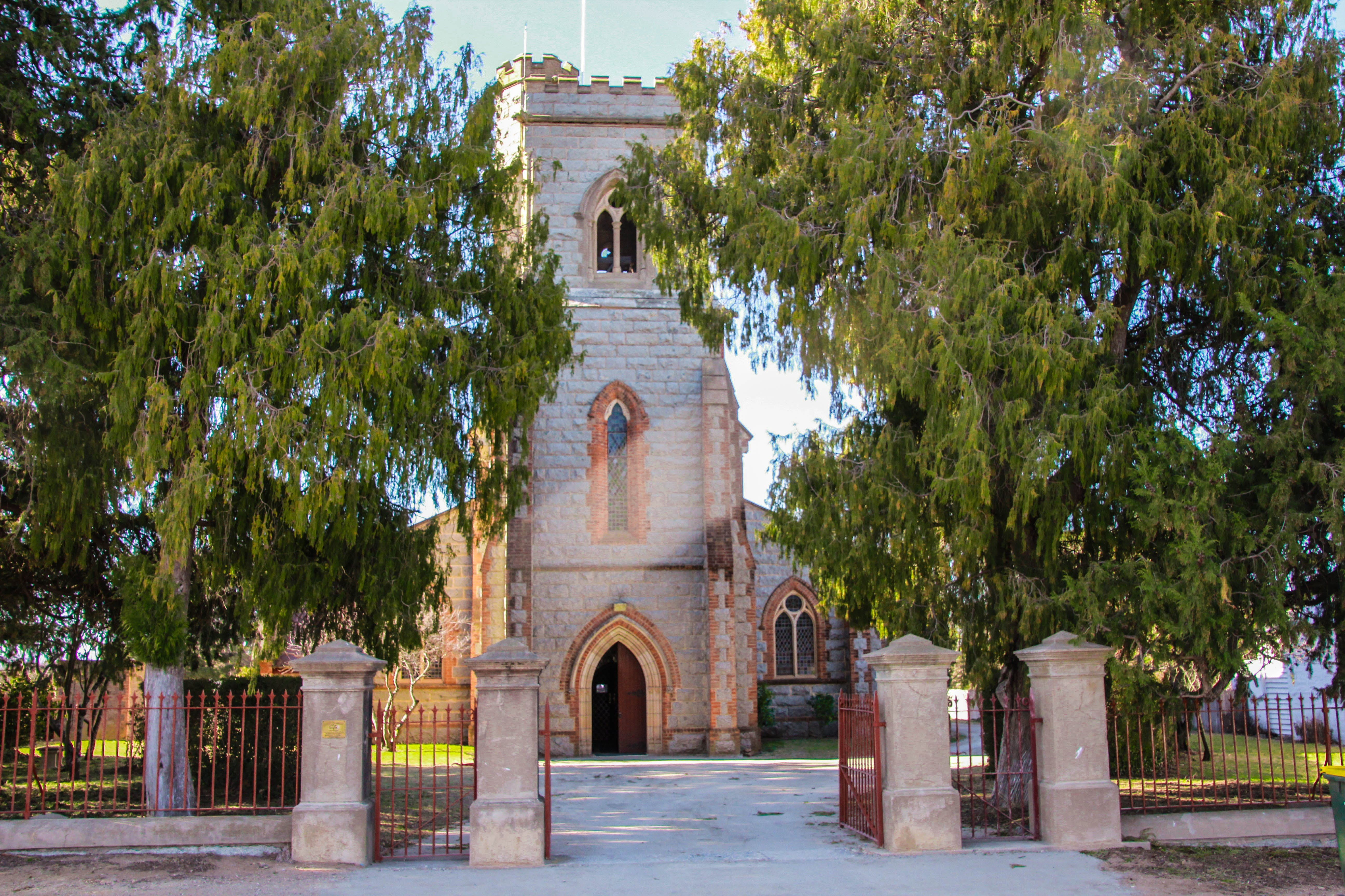 Parish Church of St Andrew - Tourism Adelaide