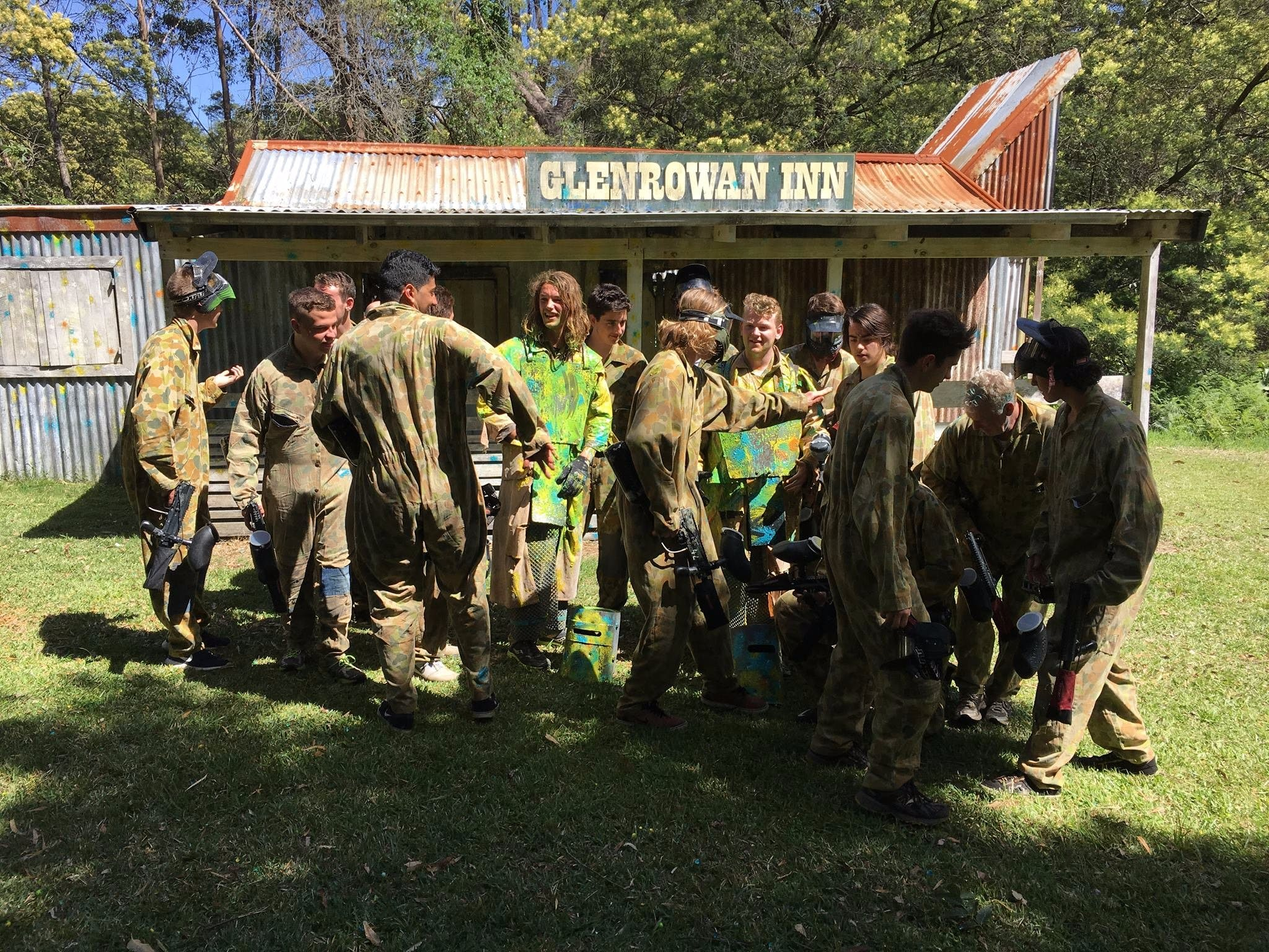 Skirmish Ulladulla - Tourism Adelaide