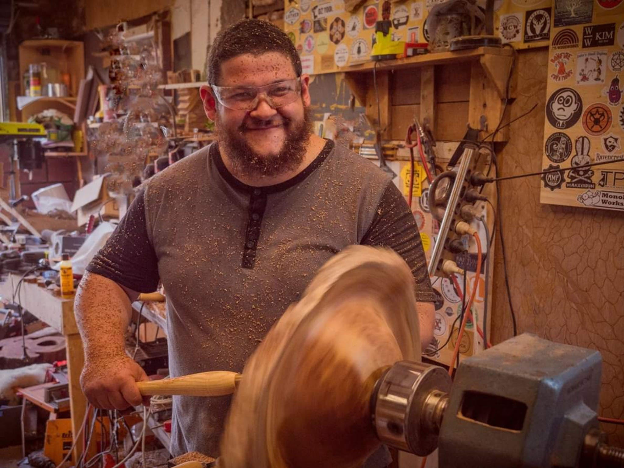 The Bearded Woodworker - Tourism Adelaide
