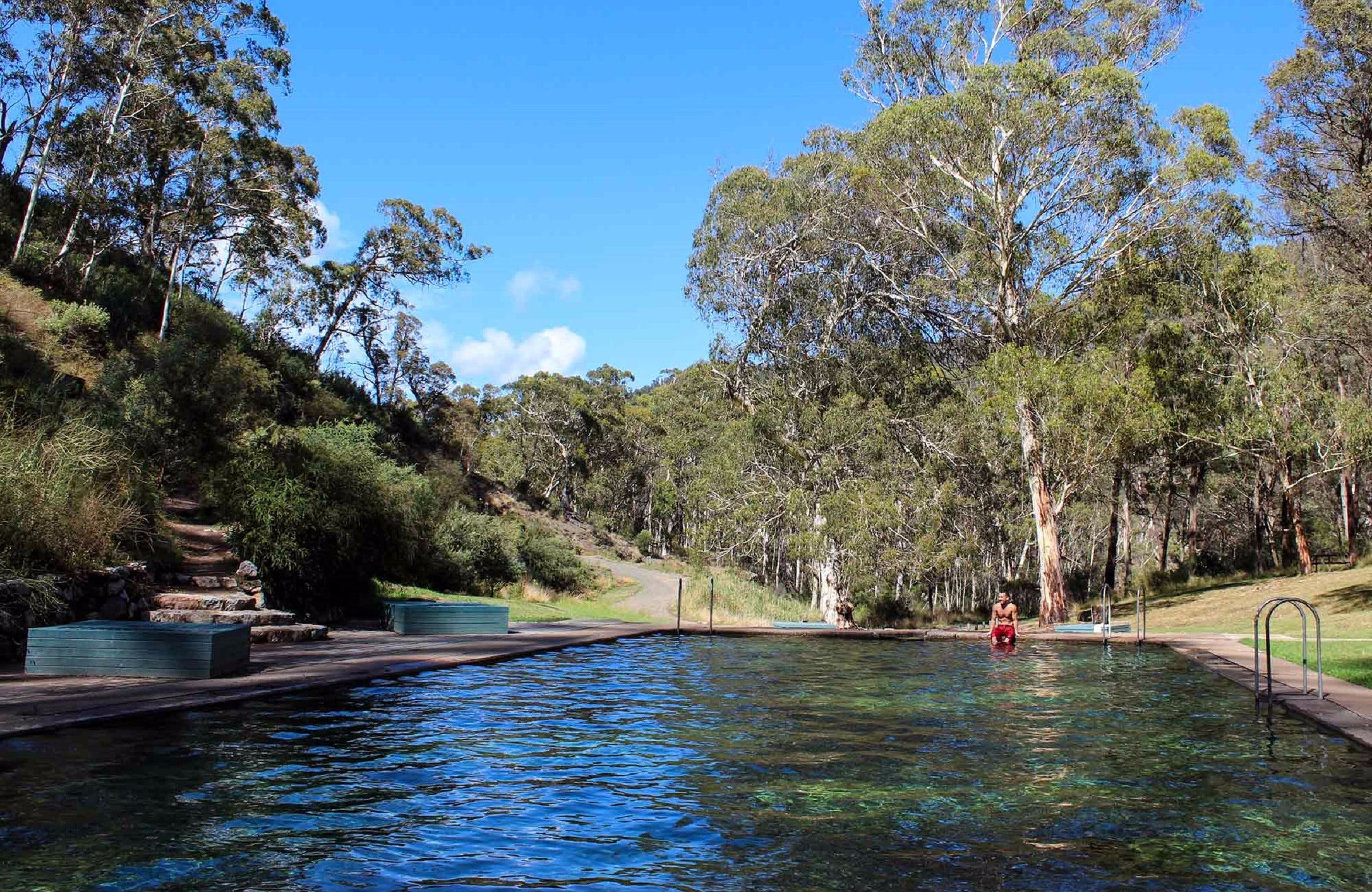 Yarrangobilly Caves Thermal Pool Walk - Tourism Adelaide