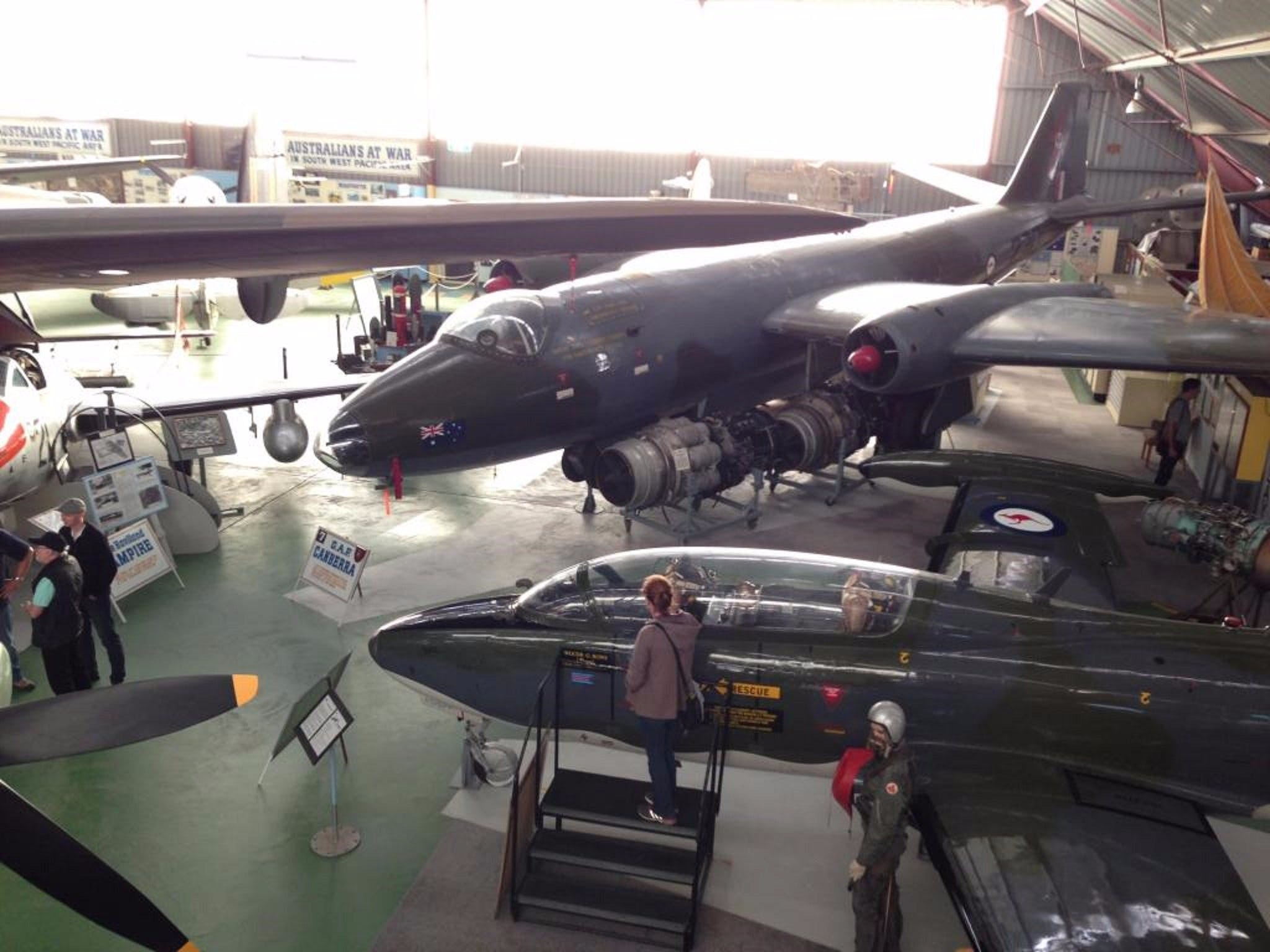 Aviation Heritage Museum of Western Australia - Tourism Adelaide