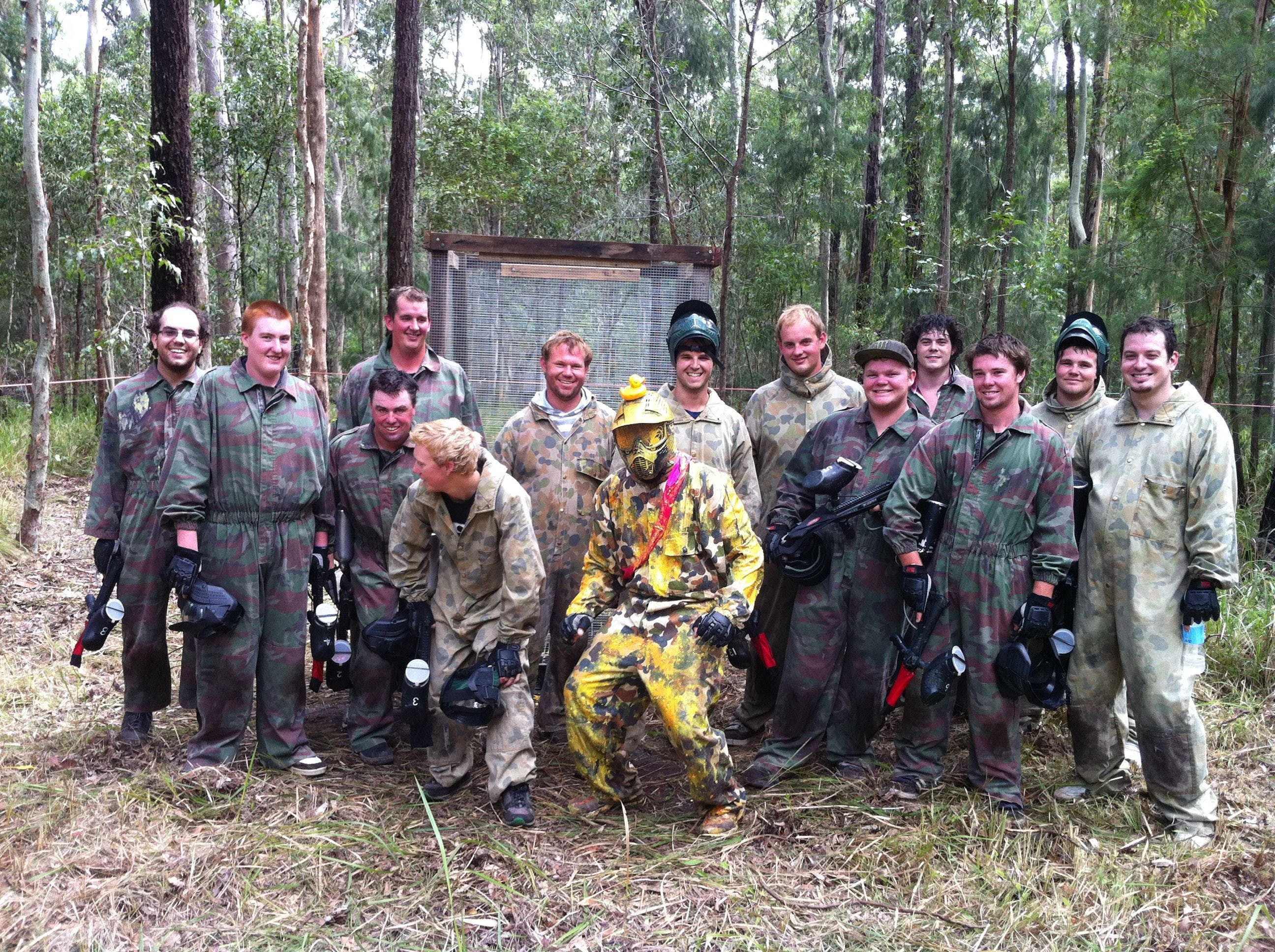 Mid North Coast Paintball - Tourism Adelaide