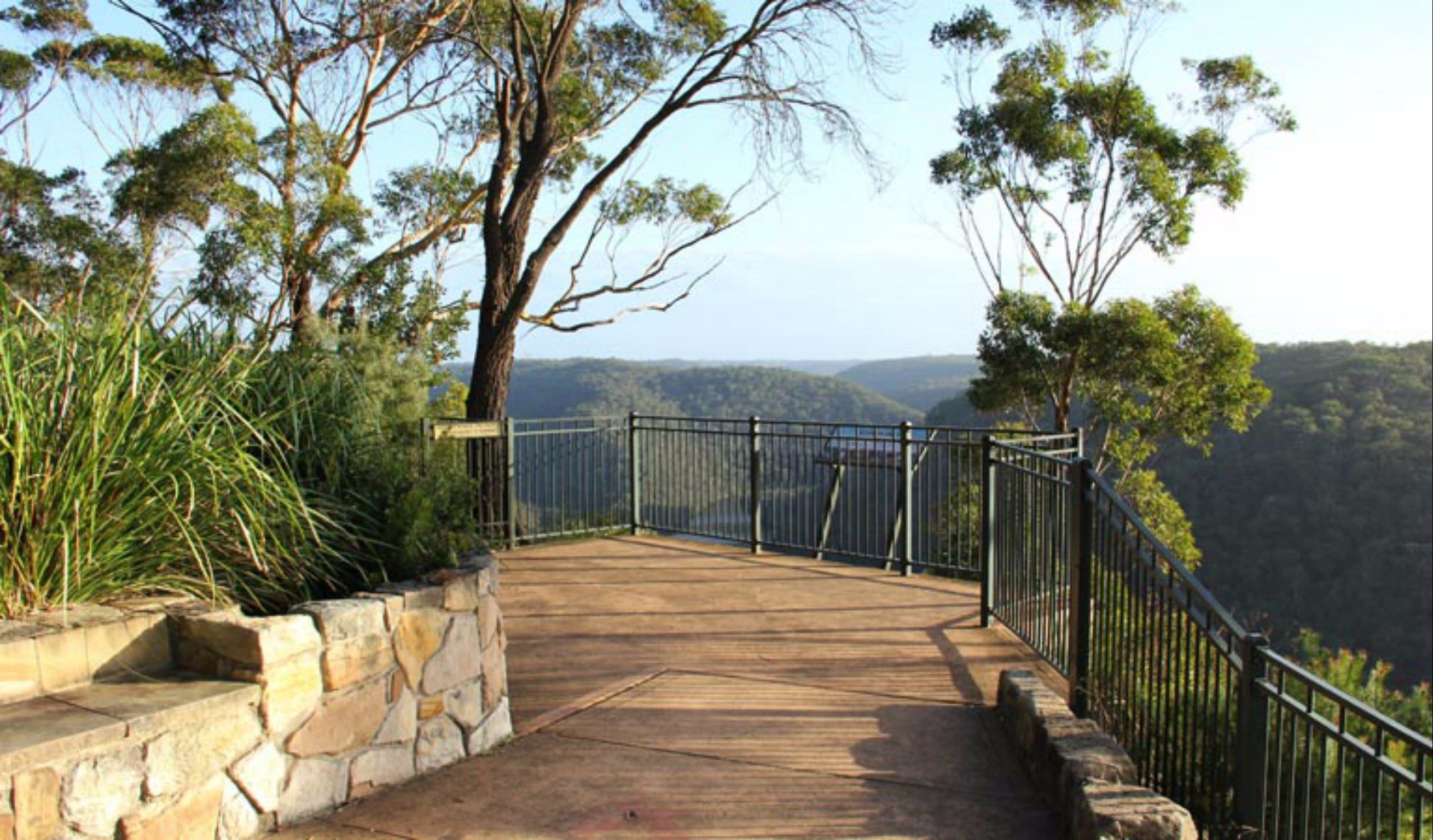 Barnetts lookout - Tourism Adelaide