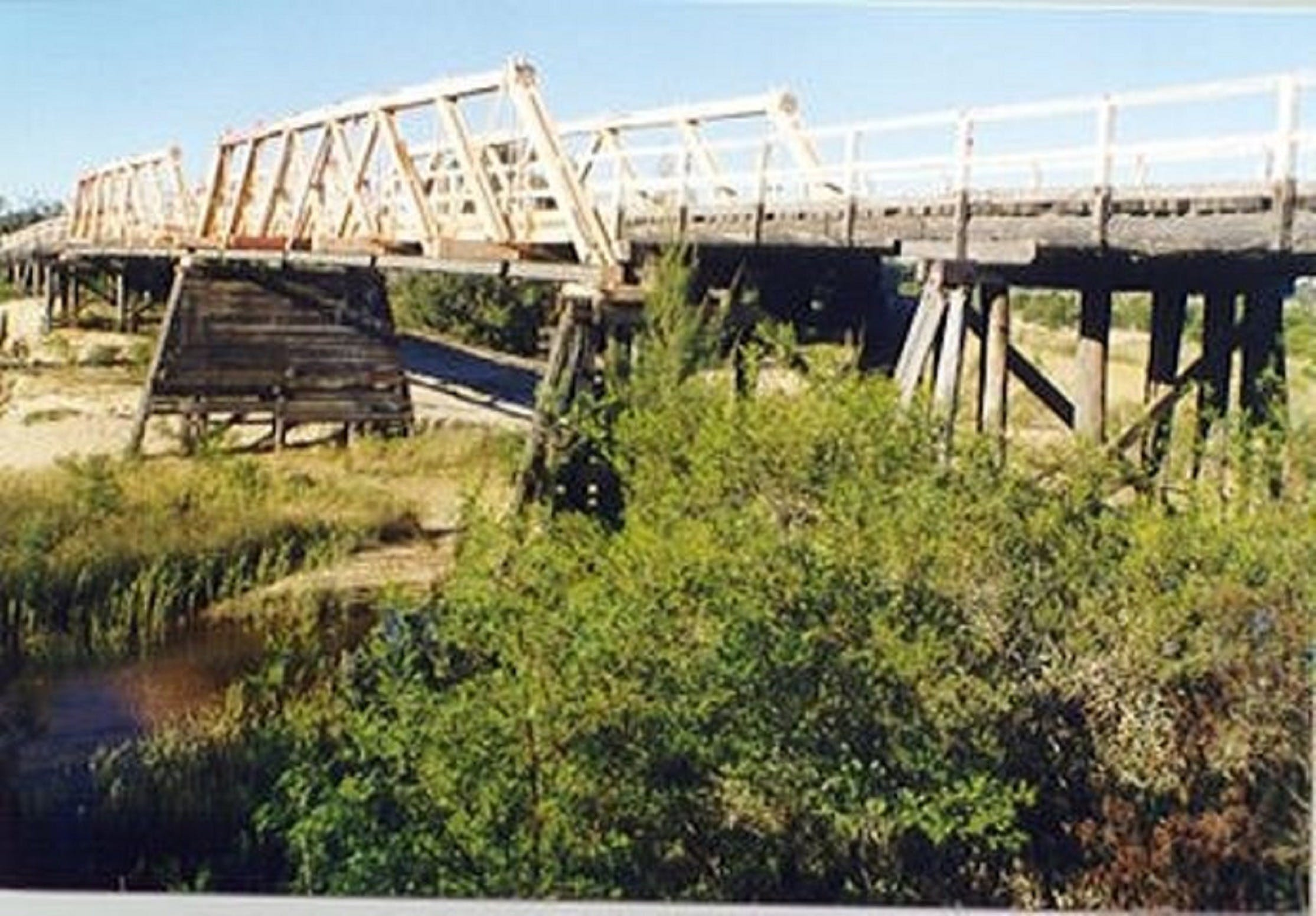 Bulga Bridge over Wollombi Brook - Tourism Adelaide