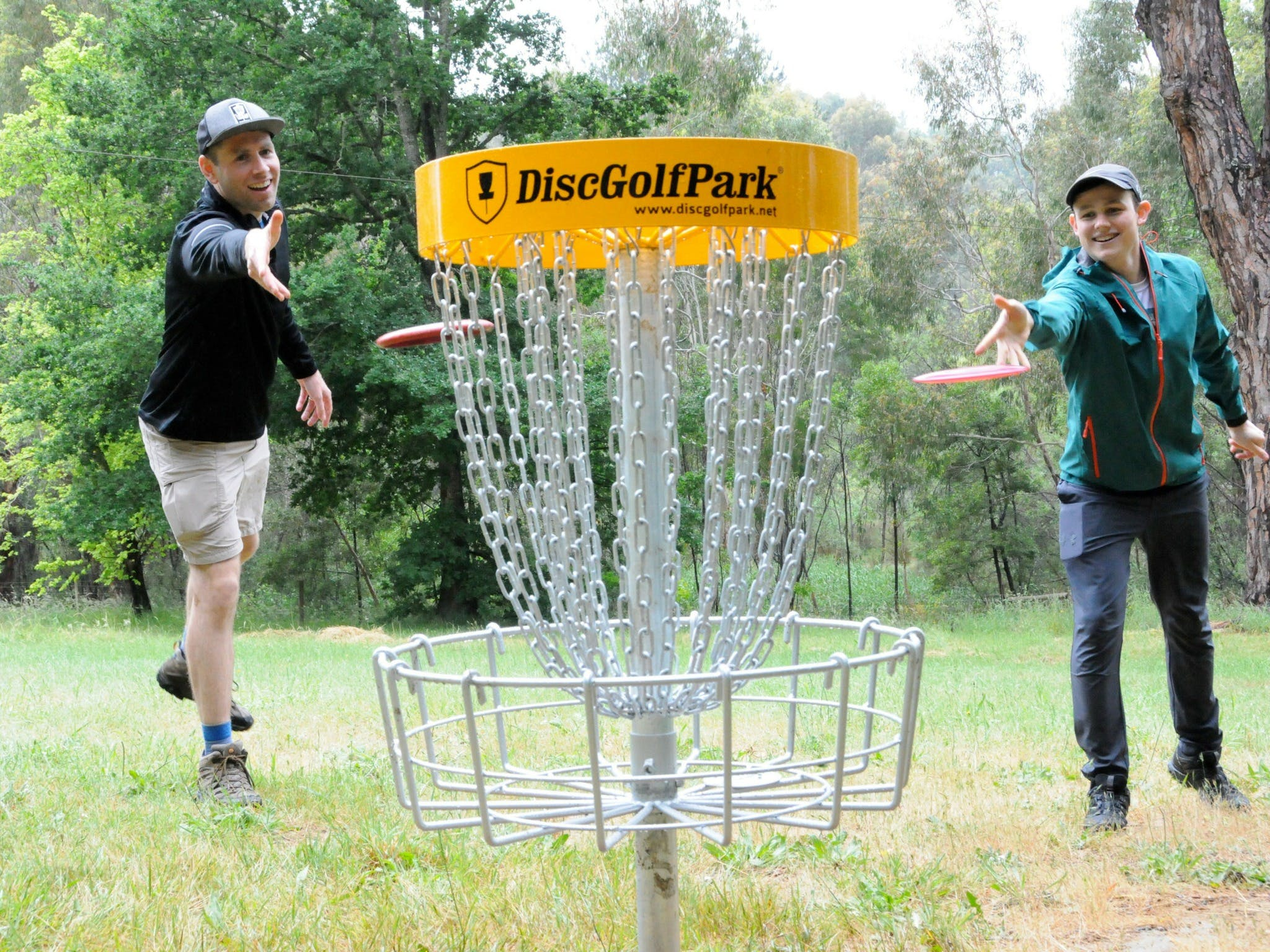 Disc Golf - Tourism Adelaide