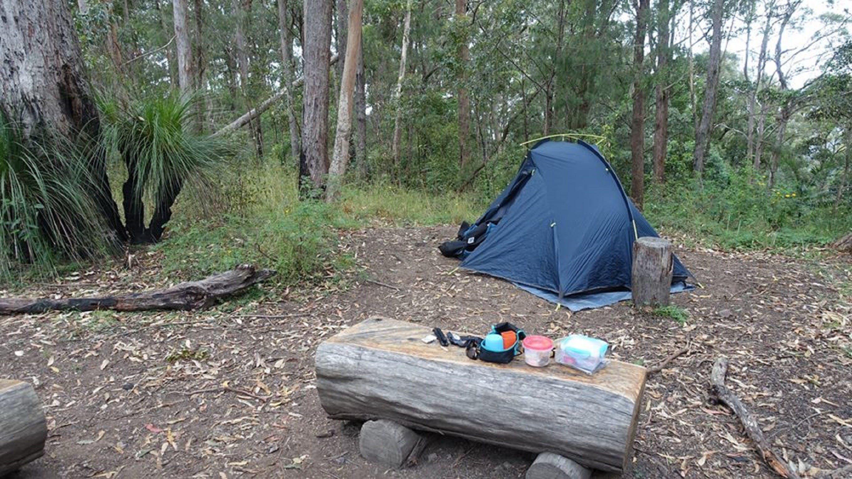 Northbrook Mountain Bush Camp - Tourism Adelaide