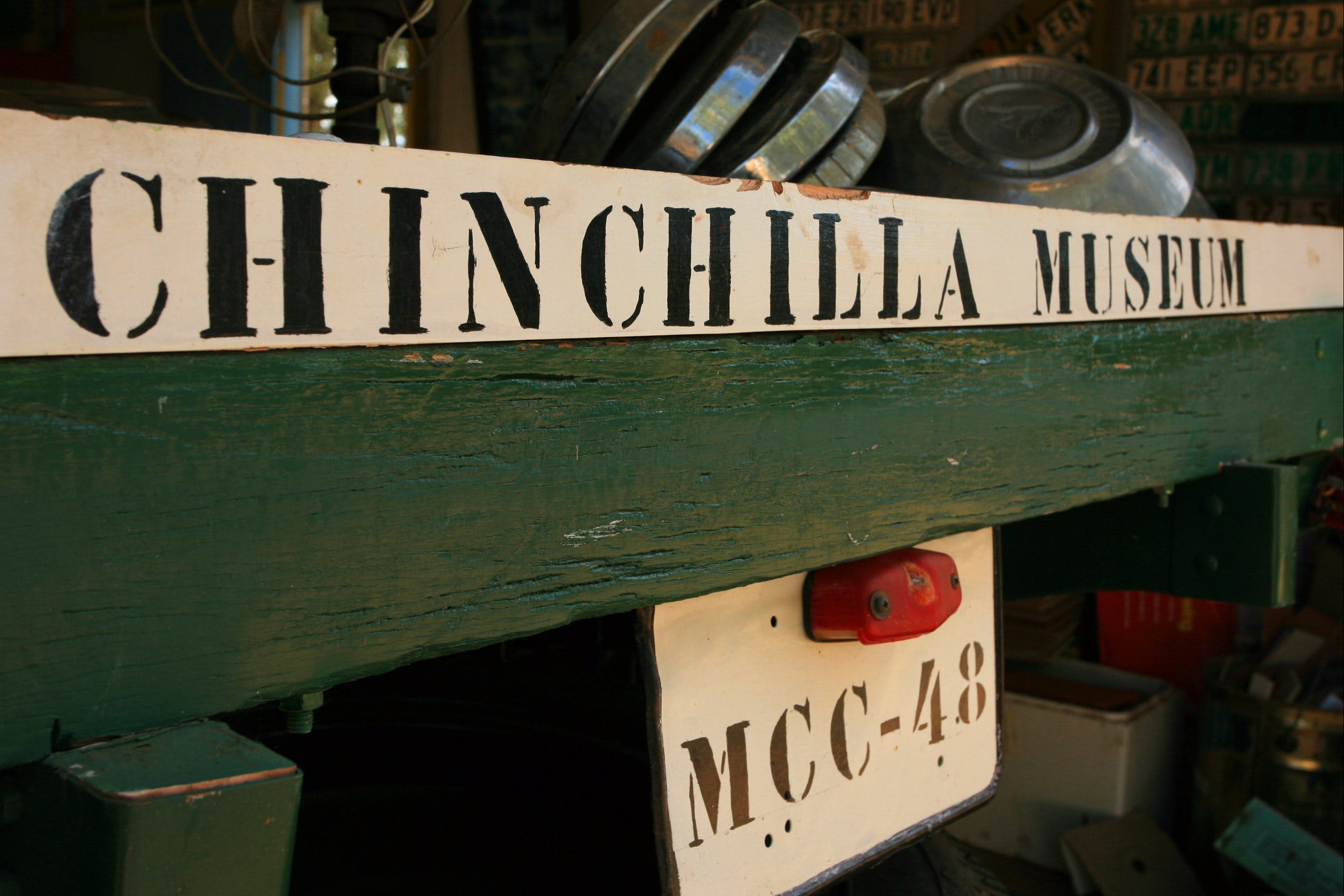 Chinchilla Historical Museum - Tourism Adelaide