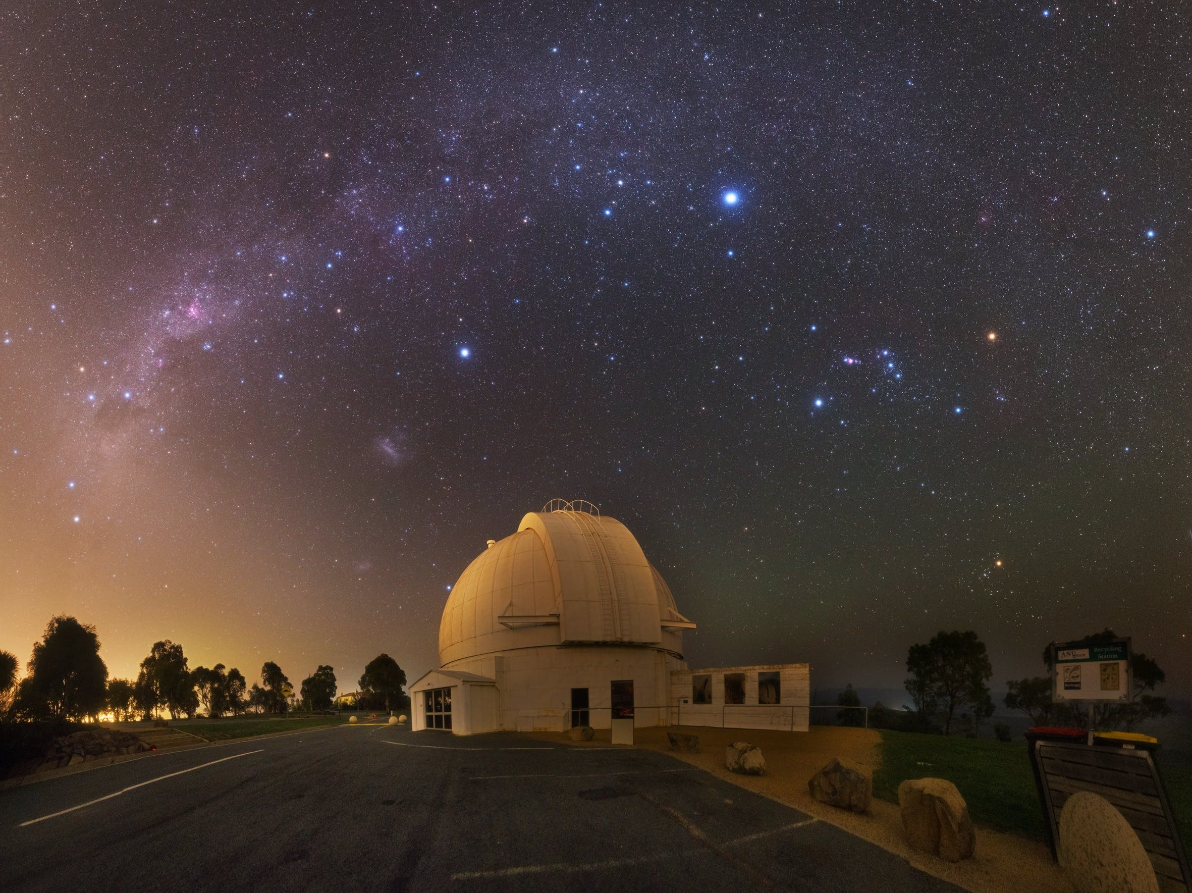 Mount Stromlo Observatory - Tourism Adelaide