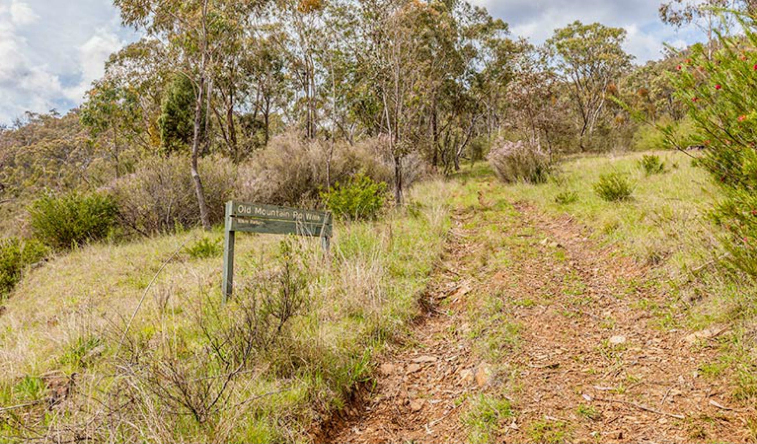 Old Mountain Road Walking Track - Tourism Adelaide