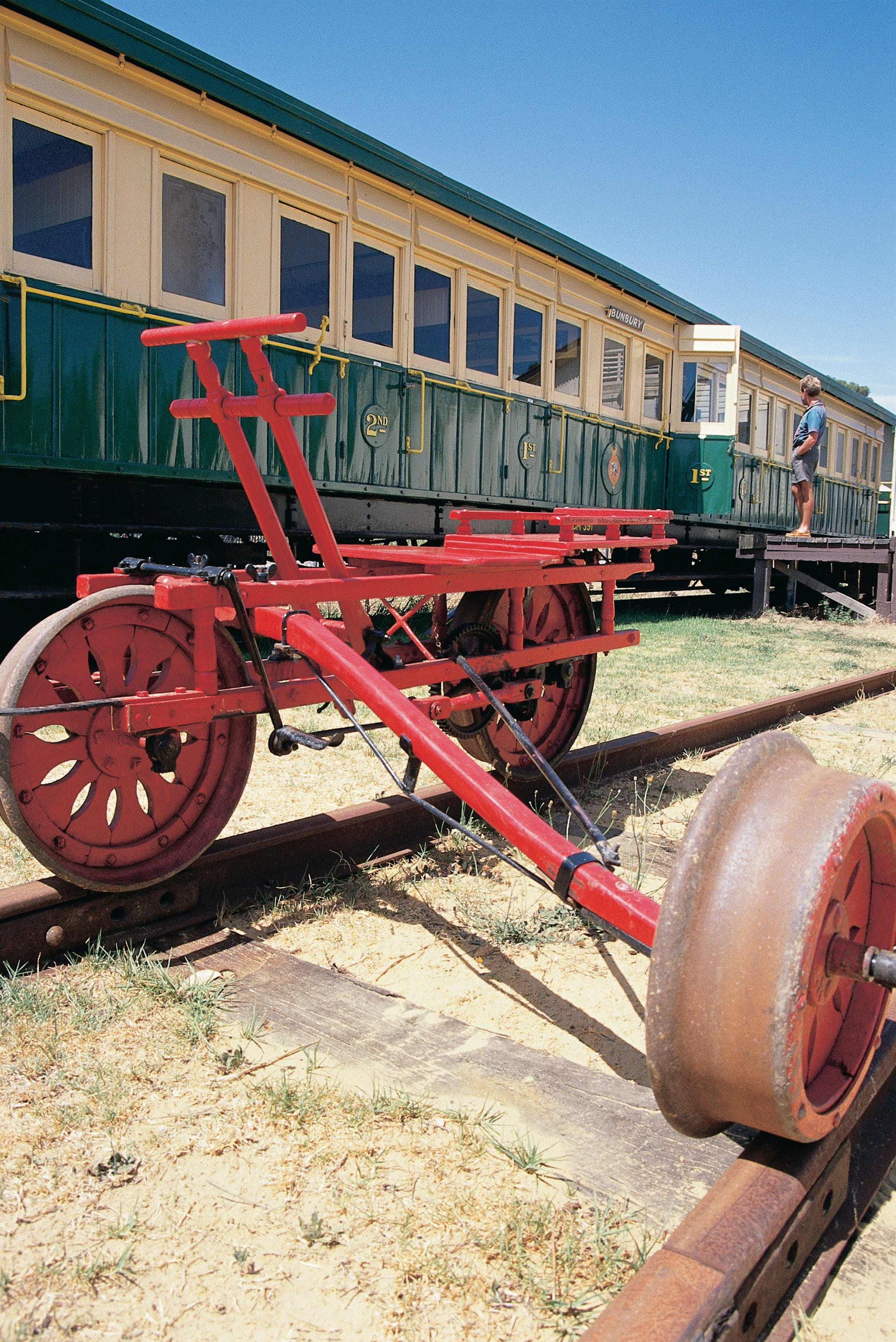 South West Rail and Heritage Centre - Tourism Adelaide