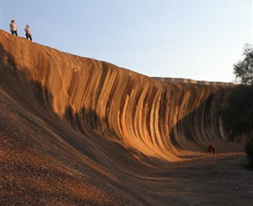 Wave Rock - Tourism Adelaide
