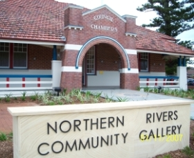Northern Rivers Community Gallery - Tourism Adelaide