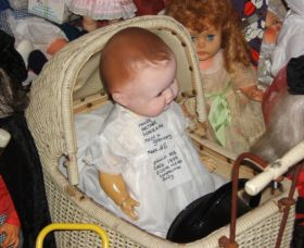 Little Darlings Doll Museum and Coffee Shop - Tourism Adelaide
