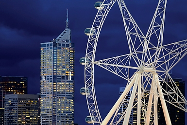 Melbourne Star Observation Wheel - Tourism Adelaide