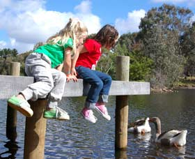 Vasse River and Rotary Park - Tourism Adelaide