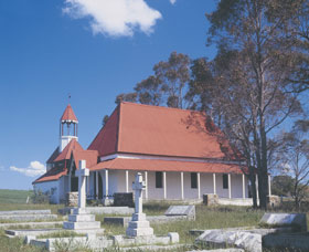 St Werburgh's Chapel - Tourism Adelaide