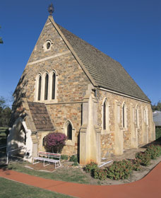 Uniting Church - York - Tourism Adelaide