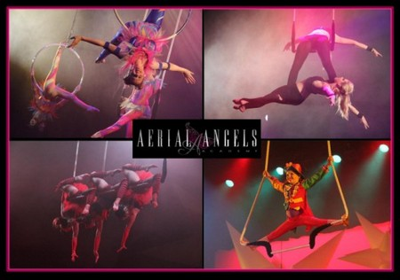 Aerial Angels - Tourism Adelaide