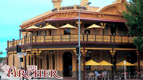 Archer Hotel - Tourism Adelaide