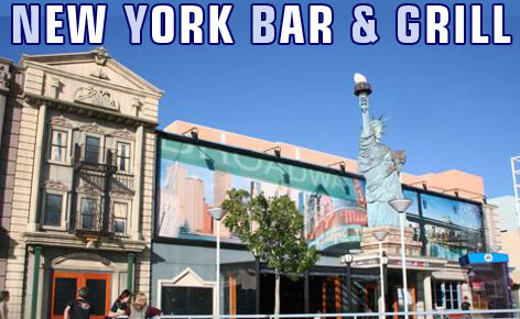 New York Bar  Grill - Tourism Adelaide