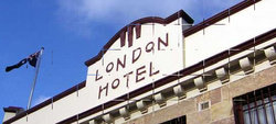 London Hotel and Restaurant - Tourism Adelaide