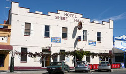 Shire Hall Hotel - Tourism Adelaide