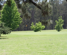 Inverell Golf Club - Tourism Adelaide