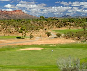 Alice Springs Golf Club - Tourism Adelaide