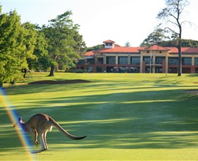 Royal Canberra Golf Club - Tourism Adelaide