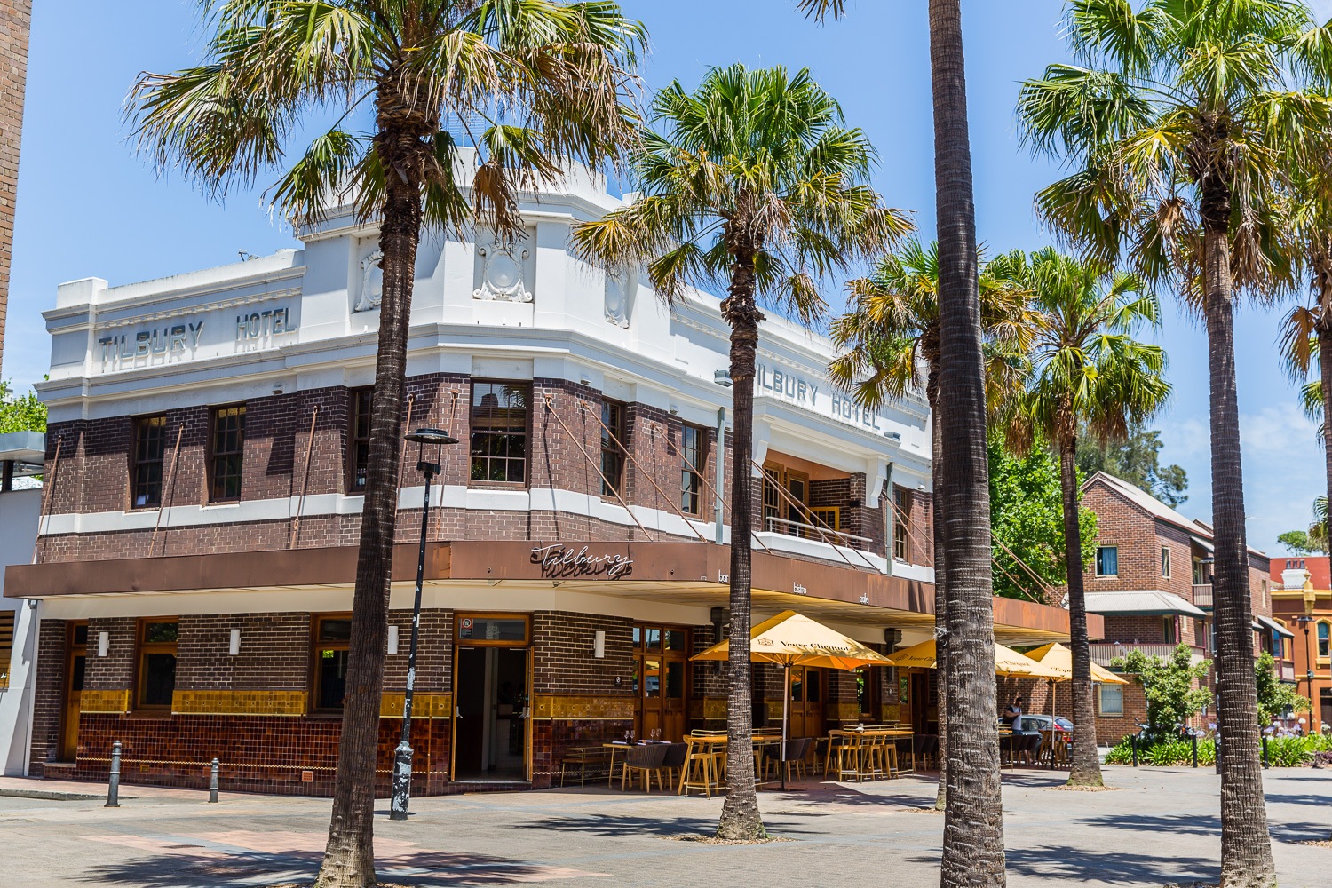 The Tilbury Hotel - Tourism Adelaide