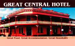 Great Central Hotel - Tourism Adelaide