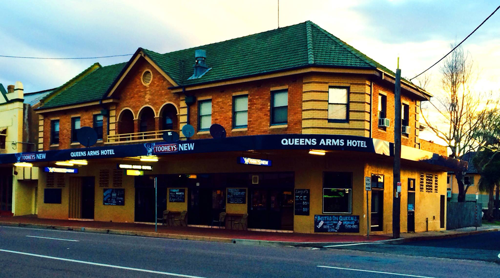 Queens Arms Hotel - Tourism Adelaide