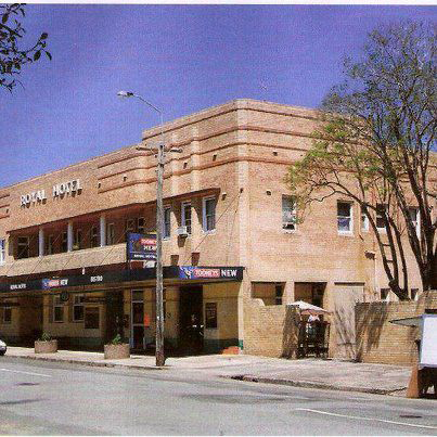 Royal Hotel - Tourism Adelaide