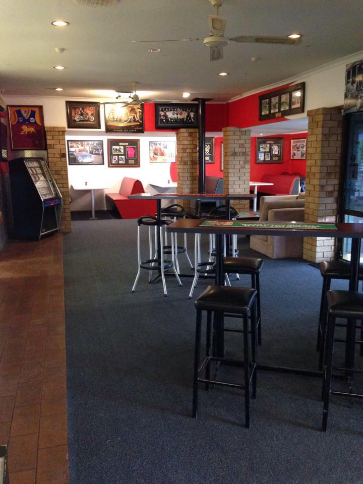 The Back Page Sports Bar  Grill - Tourism Adelaide