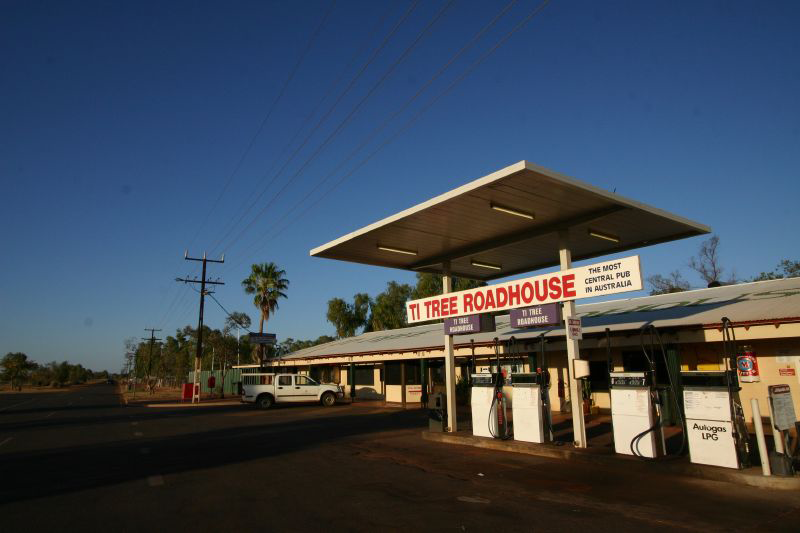Ti Tree Roadhouse - Tourism Adelaide
