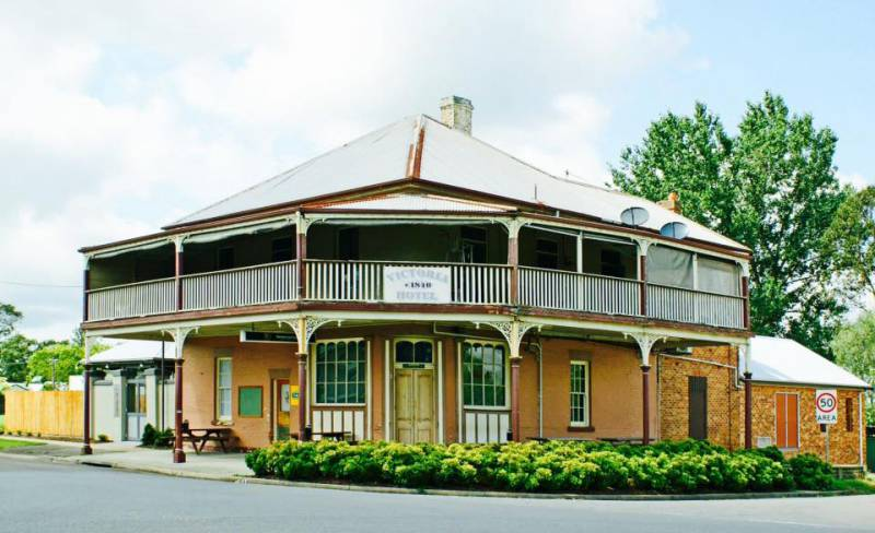 The Victoria Hotel Hinton - Tourism Adelaide