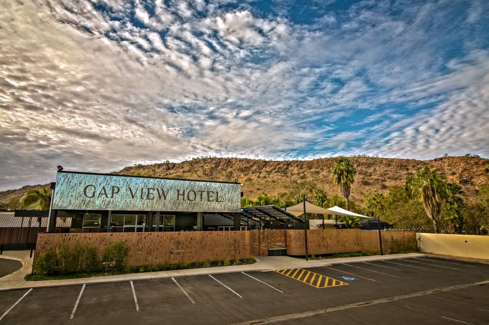 Gap View Hotel - Tourism Adelaide