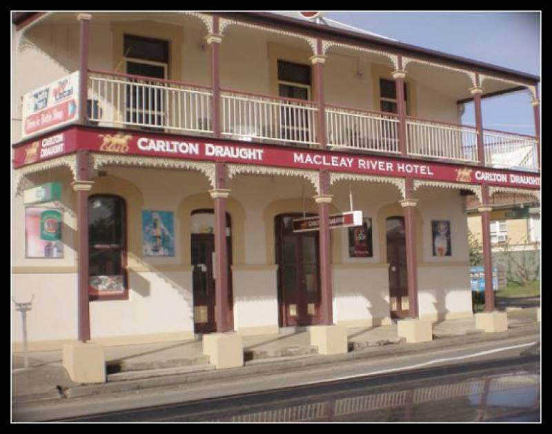 Macleay River Hotel - Tourism Adelaide