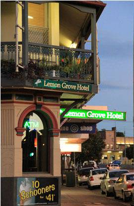 Lemon Grove Hotel - Tourism Adelaide